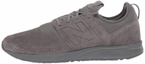 New Balance Suede 247 Grey