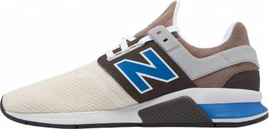 New Balance 247 Bone/Mushroom Men