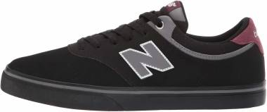 New Balance 255 - Black/Burgundy