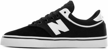 New Balance 255 - Black/White 1 (M255BWB)