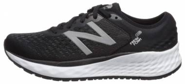 New Balance Fresh Foam 1080 v9 - Black/White (W1080BK9)
