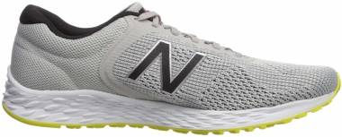 New Balance Fresh Foam Arishi v2 - Light Aluminum Black