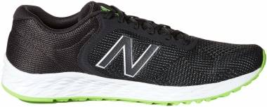 New Balance Fresh Foam Arishi v2 - Black/Rgb Green