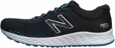 New Balance Fresh Foam Arishi v2 - Black/Deep Ozone Blue