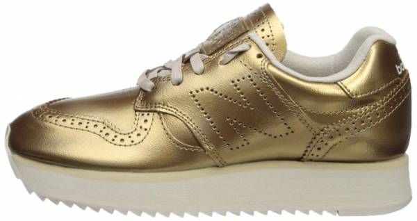 New Balance 520 Platform - Gold (WL520MD)