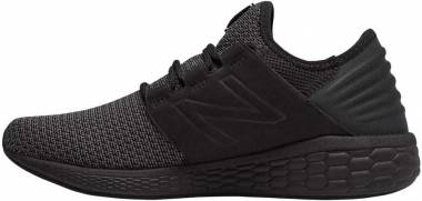 New Balance Fresh Foam Cruz v2 Nubuck Black/Magnet Men