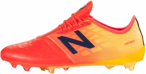 New Balance Furon V4 Pro Leather Firm Ground - Orange (MSFKFFA4)