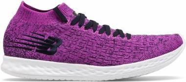 New Balance Fresh Foam Zante Solas - Purple (WZANSVV)