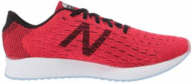 New Balance Fresh Foam Zante Pursuit - Energy Red/Team Red/Black