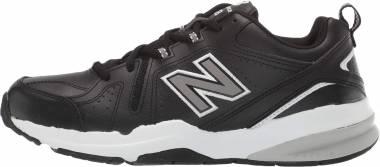 New Balance 608 v5 - BLACK / WHITE