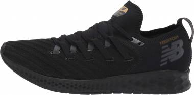 New Balance Fresh Foam Zante Trainer - Black Black Magnet Gold Lb (MXZNTLB)