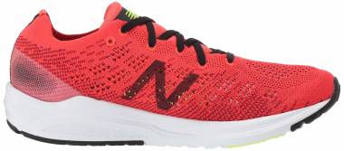 New Balance 890 v7 - Energy Red Black (M890RB7)