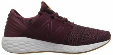 New Balance Fresh Foam Cruz v2 Knit - Purple (MCRUZKM2)