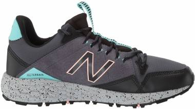 New Balance Fresh Foam Crag Trail - Thunder Black Light Tidepool (MTCRGLT1)