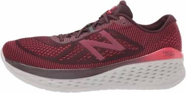 New Balance Fresh Foam More - Henna Energy Red (MMORHN)