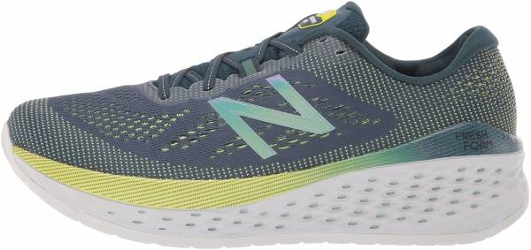 mirar televisión Grafico folleto  Only £88 + Review of New Balance Fresh Foam More | RunRepeat