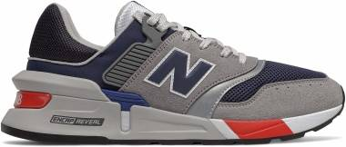 New Balance 997 Sport - Grey / Navy (MS997LOQ)