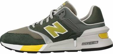 New Balance 997 Sport - Brown (MS997LKS)