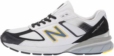New Balance 990 v5 - Silver/Black (M990SB5)