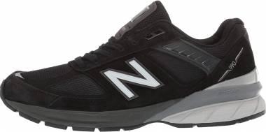 New Balance 990 v5 - Black/Silver (M990BK5)
