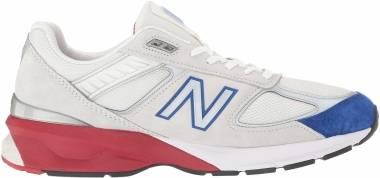 New Balance 990 v5 - Cloud White