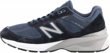 New Balance 990 v5 - Navy Silver (M990NV5)