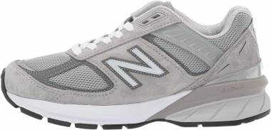 New Balance 990 v5 - Grey/Castlerock (W990GL5)