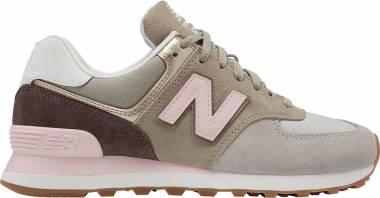 buy online 07d9b dcb0a New Balance 574 Metallic Patch