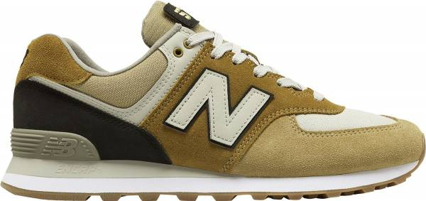 New Balance 574 Military Patch Green