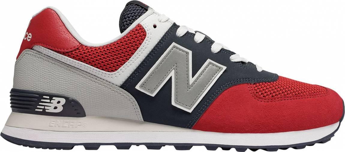 New Balance 574 Pebbled Sport