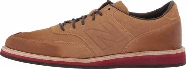 New Balance 1100 - Brown/Maroon (MD1100DB)