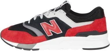 New Balance 997H - Red / Grey (M997HVP)