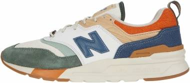 New Balance 997H - Verde Green Blue Han
