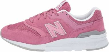 New Balance 997H - Pink Mineral Rose White (W997HCB)