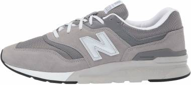 New Balance 997H - Light Grey / Grey / White (M997HCA)