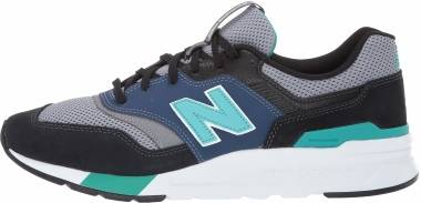New Balance 997H - Grey / Black / Navy / Teal / White