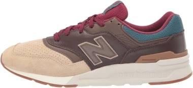 New Balance 997H - Brown/Tan (M997HWE)