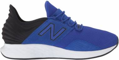 New Balance Fresh Foam Roav - UV Blue Black Bleached Lime GLO (MROAVLM)