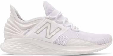 New Balance Fresh Foam Roav - White (MROAVJW)