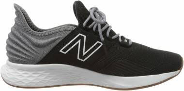 New Balance Fresh Foam Roav - Black/Light Aluminum (MROAVTK)