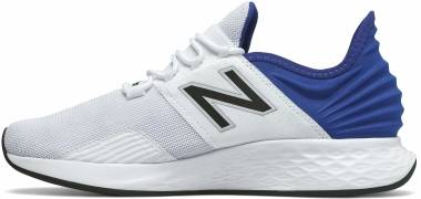 New Balance Fresh Foam Roav - White (MROAVCL)