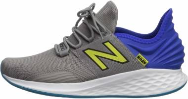 New Balance Fresh Foam Roav - Marblehead with UV Blue & Hi Lite (MROAVLR)
