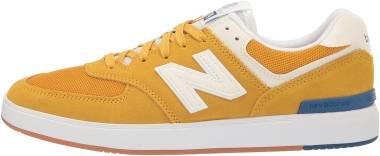 New Balance All Coasts 574 - Yellow (M574YWB)