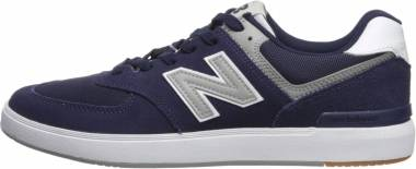 New Balance All Coasts 574 - Navy/White