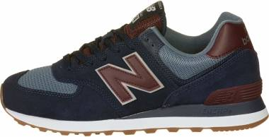 New Balance 574 v2  - Blue Navy Red Spo (ML574SPO)
