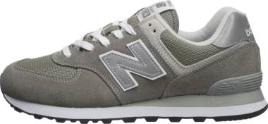New Balance 574 v2  - Grey (ML574EGG)