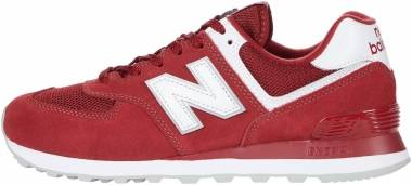 New Balance 574 v2  - Red (ML574ER2)