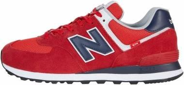 New Balance 574 v2 - Red (ML574SP2)