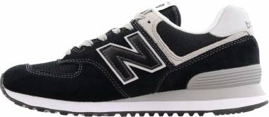 New Balance 574 v2  - Black (ML574EGK)