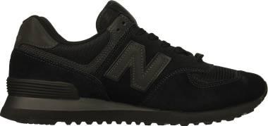 New Balance 574 v2  - Black Triple Black (ML574ETE)